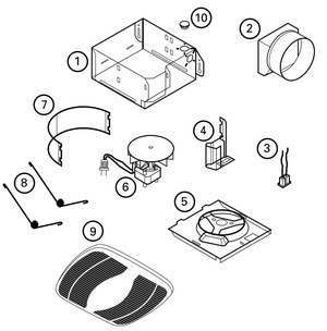 bathroom exhaust fan wiring diagram for switch to light with Broan Bathroom Fan Wiring Diagram on Wiring Diagram For Bathroom Ceiling Light further Exhaust Fan With Thermostat additionally Exhaust Fan Heater Wiring Diagram as well Whole House Fans additionally Broan Bathroom Fan Wiring Diagram.
