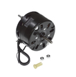 "Exhaust Fan & Blower Motor, 3.3"" Dia 1/60HP 1550RPM 115V, Broan"