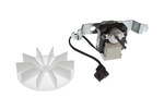 Exhaust Fan Motor, C Frame, 1/130HP, with Fan Blade, Bracket & Cord with Plug, Nutone