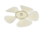 Universal Range Hood Fan Blade, 12° Pitch, Replaces 06118-00