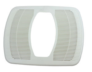 5S1202020 : Air King Exhaust Fan Grille AK80/AKF80/AKF100